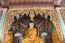 Pagode de shwedagon