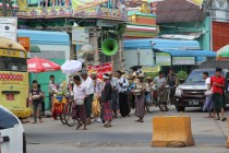 Rue de Yangoon