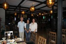 Dîner découverte de la cuisine Birmane avec Yan l Épouse de Julien