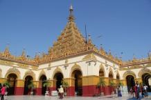 MANDALAY, La pagode Mahamuni