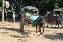 Site de Ava , visite du village ,