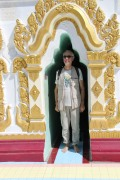 Pagode a Sagaing, La colline monastique, l'Umin thounzeh