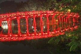 Le pont thé huc