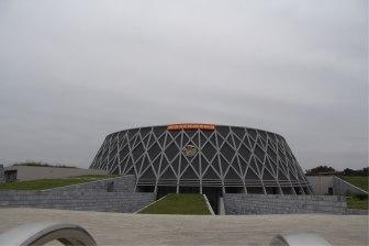 Musée de la guerre , de Dien BIen Phu