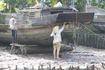 Antifouling à la cambodgienne