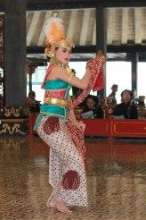 Danseuse au Kraton