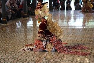 Danseur folklorique