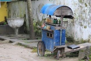 Pompe à essence local